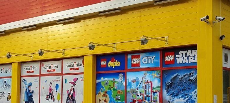 Детски играчки от ТВ рекламите
