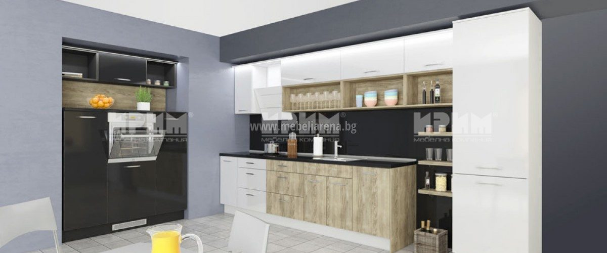 Мебели Арена – кухни от ново поколение