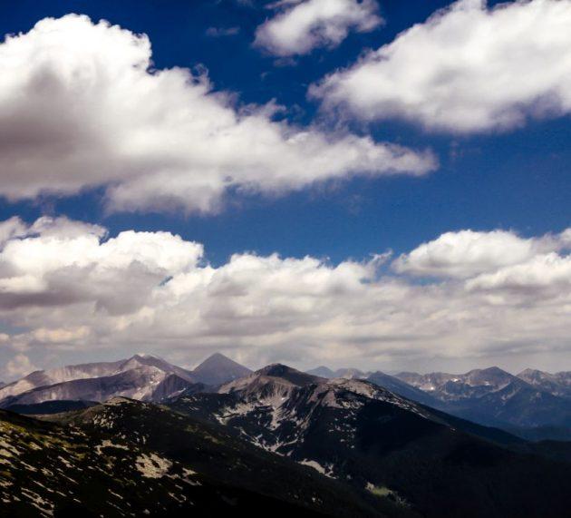 Връх Пирин – върхът, който се вижда от Благоевград