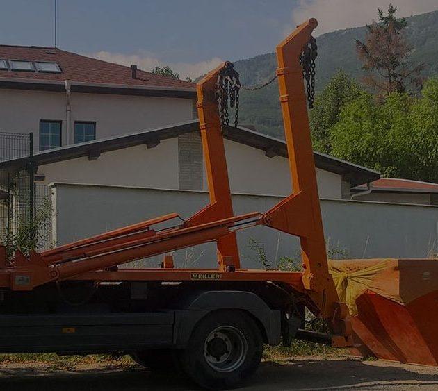 Извозване на строителни отпадъци – какви са спецификите при тези дейности?