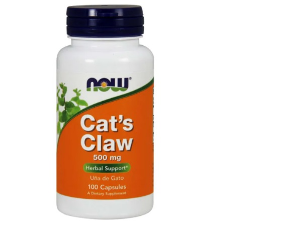 Какви са ползите от котешкия нокът на Now Foods