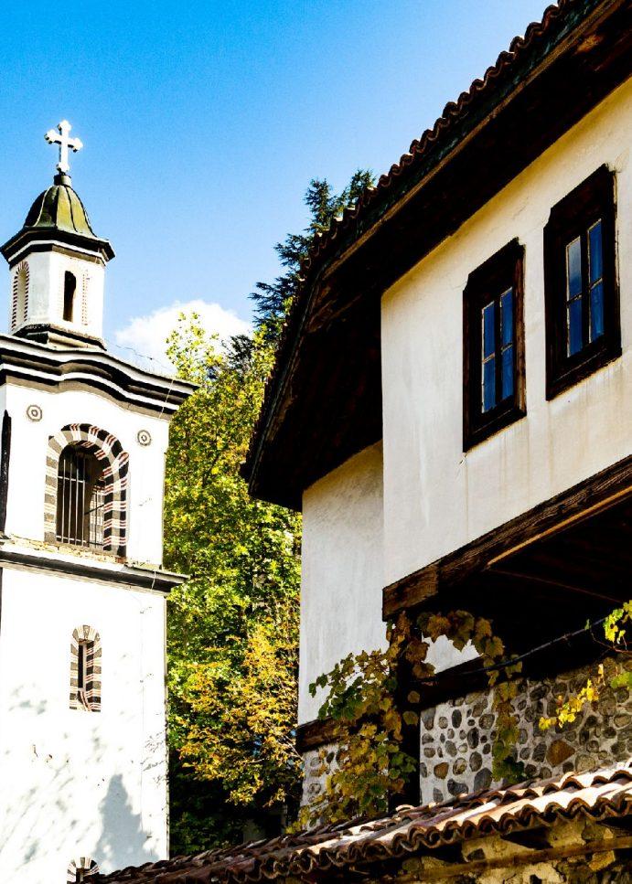 Светото Кръщение в Благоевград