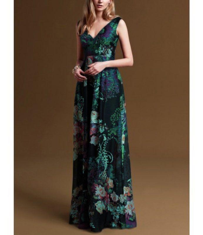 Шифонената рокля – различната визия